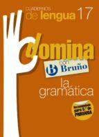 cuadernos domina lengua 17 gramatica 3-9788421669204