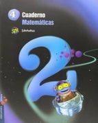 cuaderno matemáticas 2 4º primaria proyecto superpixépolis-9788426396204