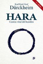 Hara: centro vital del hombre 978-8427140004 por Karlfried g. durckheim FB2 MOBI EPUB