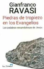 piedras de tropiezo en los evangelios gianfranco ravasi 9788429325904