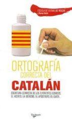 ortografia correcta del catalan 9788431541804