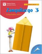 zanquilargo 3. comprension lectora (primaria) c. duarri 9788431674304