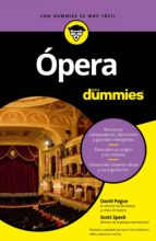 ópera para dummies (ebook) scott speck david pogue 9788432901904