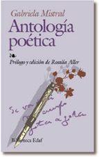 antologia poetica-gabriela mistral-9788441406704