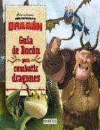 como entrenar a tu dragon: guia de bocon para combatir dragones-9788444165004