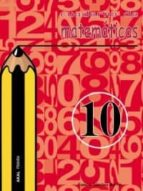 cuaderno de matematicas 10 (primaria) eusebio sanchez martin 9788446019404