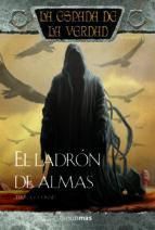 El libro de El ladron de almas: la espada de la verdad (vol. 15) autor TERRY GOODKIND DOC!