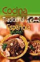 cocina tradicional española 9788466201704