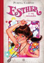 esther y su mundo nº 2: el primer beso de esther-purita campos-9788466655804