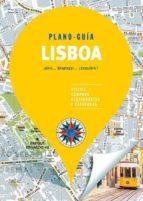 lisboa (plano - guía) 2018-9788466661904