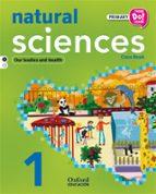 think natural & social sciencie 1º primaria la pack comunidad de madrid. 9788467389104