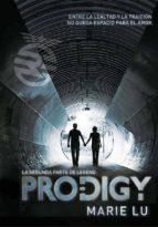 prodigy marie lu 9788467563504