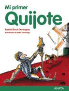 mi primer quijote ramon garcia dominguez 9788467873504
