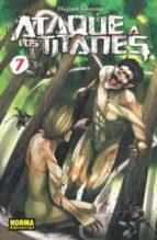 ataque a los titanes 07-hajime isayama-9788467914504