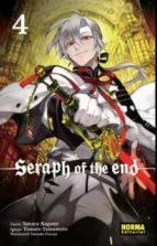 seraph of the end 04-takaya kagami-yamato yamamoto-daisuke furuya-9788467924404