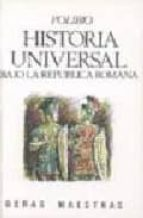 historia universal bajo la republica romana-9788470821004