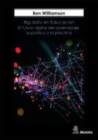 big data en educación (ebook) ben williamson 9788471128904