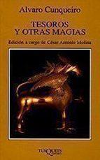 tesoros y otras magias-alvaro cunqueiro-9788472230804