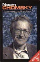 conversaciones con noam chomsky (2ª ed.)-mitsou ronat-9788474320404