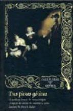 tres piezas goticas-horace walpole-9788477025504