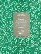 programa de estimulacion de la comprension lectora. cuaderno 1 (p iratas en la galexia) elena huerta 9788477740704