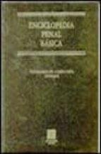 enciclopedia penal basica diego manuel luzon peña 9788484445104