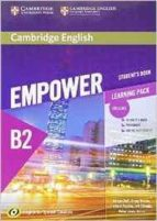 cambridge english empower for spanish speakers b2 student s book with online assessment and practice and workbook-9788490365304