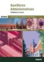 AUXILIARES ADMINISTRATIVOS- TEMARIO 1 Y 2. UNIV. COMPLUTENSE DE M ADRID