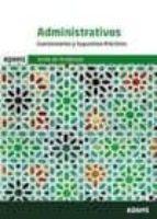 junta de andalucia: cuestionarios y supuestos  practicos administrativos-9788491470304