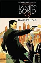 james bond 3: hammeheard andy diggle luca casalanguida 9788491671404