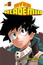 my hero academia nº 15 kohei horikoshi 9788491735304