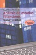 analisis de estados financieros: teoria y practica (2ª ed) angel muñoz merchante 9788492477104