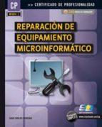 reparacion de equipamiento microinformatico oliver tickell 9788492650804