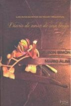 diario de amor de una bruja n. simon m. alba 9788494096204