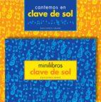 minilibros clave de sol: cancionero popular: el taller de los jug lares (incluye cd) 9788494171604