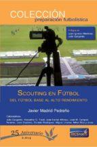 scouting en futbol 9788494262104
