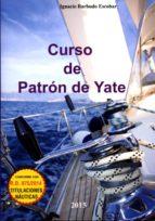 curso de patron de yate-ignacio barbudo escobar-9788494463204