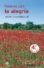 Palabras para la alegria 978-8495066404 PDF iBook EPUB