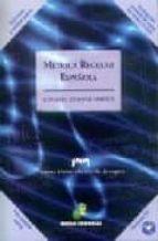 metrica regular española (incluye cd)-gonzalo corona marzol-9788495879004