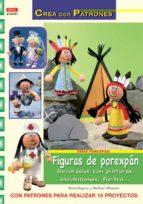 figuras de porexpan decoradas con pinturas, escobillones, fieltro ...-maria regina-9788496550704