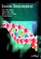 ensayos biotecnologicos angela rubio moraga 9788496960404