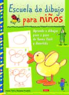 escuela de dibujo para niños-hanne türk-9788498742404