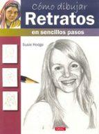 cómo dibujar retratos en sencillo pasos-susie hodge-9788498744804