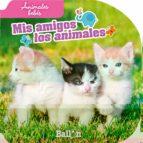 animales bebes (mis amigos los animales)-9789037496604