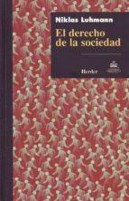 el derecho de la sociedad niklas luhmann 9789685807104