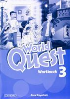 world quest: 3: workbook [paperback] ed 2013 9780194126014
