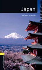 oxford bookworms factfiles 1 japan pk-9780194236614