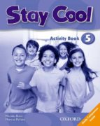 stay cool 5 activity book-9780194412414