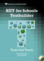 ket for schools testbuilder student s book + cd-sarah dymond-9780230407114
