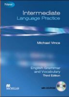 intermediate language practice (with key)+cd rom michael vince 9780230727014